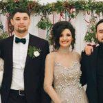 Foto: Video! Lilu, în rol de nașă la nunta fratelui său!