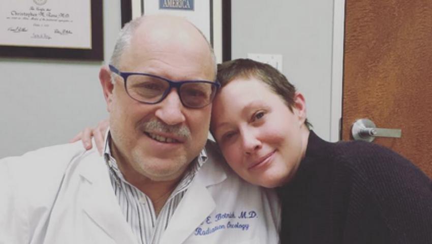 Foto: Shannen Doherty a terminat ședințele de chimioterapie. Cum se simte acum actrița?