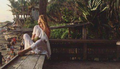 Stilista Olia Stepanenco a dus ţinutele unui brand autohton tocmai în paradisul exotic din Bali!