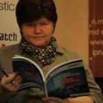 Foto: Cu drag de mama: Alina Radu, jurnalistă