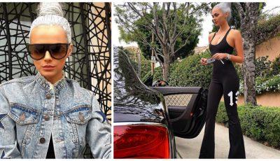 Răsfățată de 8 martie! Ce cadou a primit Xenia Deli de la soțul său milionar