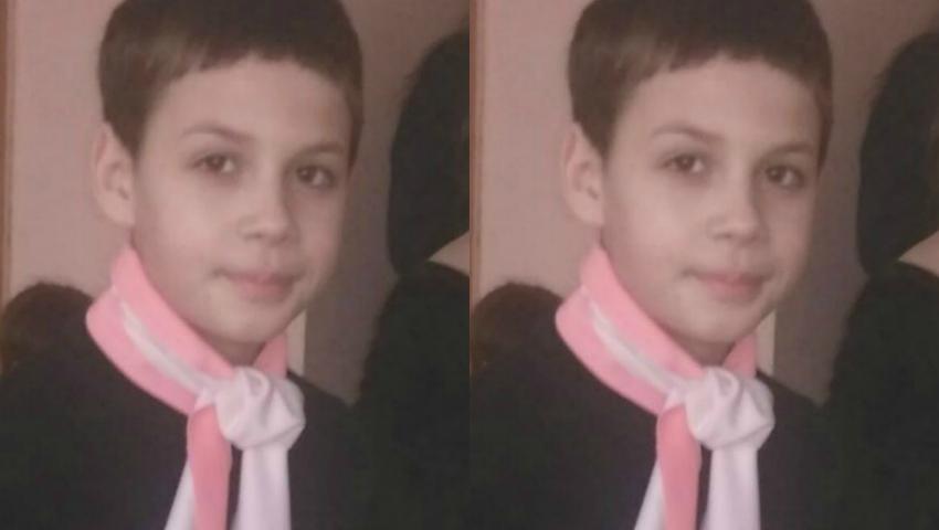 Foto: Alertă! Un copil de 11 ani a dispărut fără urmă. Poliția cere ajutorul cetățenilor