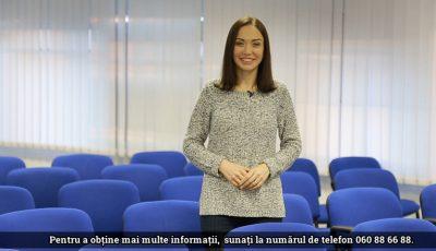 """Galina Tomaș te invită la seminarul """"Slăbește sănătos 10kg în doar 2 luni"""""""