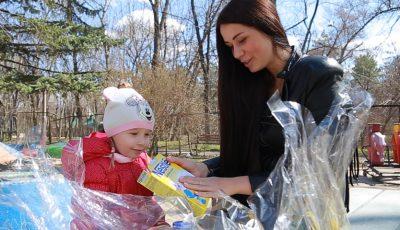 Cu ce gustoşenii îşi bucură Irina Tarasiuc cei doi copii