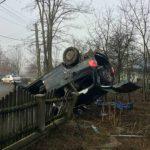 Foto: Șapte moldoveni implicați într-un accident în România! În automobil se afla și un copil de șase luni