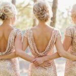 Foto: Idei de rochii lungi pentru domnişoarele de onoare