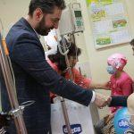 Foto: O surpriză frumoasă pentru copiii bolnavi de cancer
