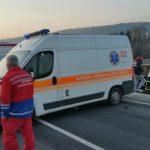 Foto: Accident grav produs în Lvov, Ucraina: doi moldoveni au decedat, iar un autobuz cu 42 de persoane s-a răsturnat
