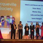 Foto: Stela Popa a prezentat Gala United Way România
