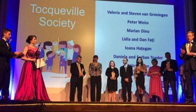 Stela Popa a prezentat Gala United Way România