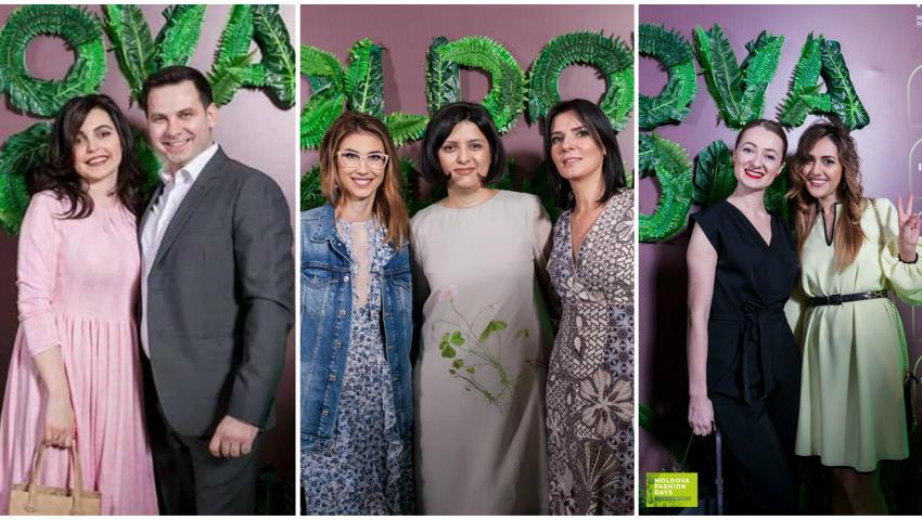 Foto: Pentru ce branduri autohtone au optat persoanele publice în cadrul Moldova Fashion Days