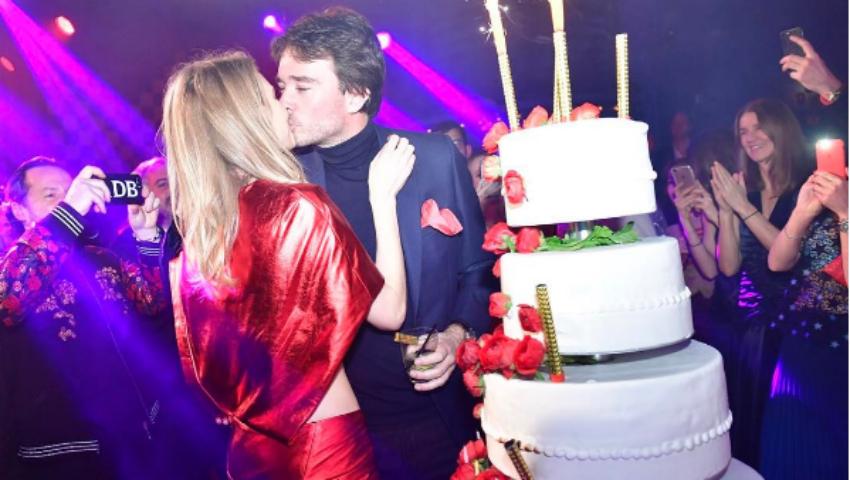 Foto: Natalia Vodianova a avut parte de o zi de naștere luxoasă la Paris!