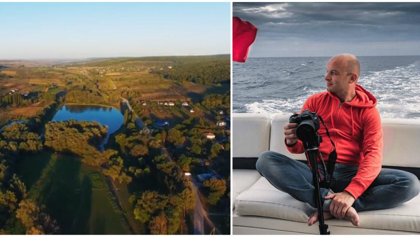 Foto: Moldova prin ochii lui Sergiu Bobr! Imagini video spectaculoase