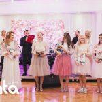 """Foto: La evenimentul """"La la la lalele"""", invitații au aflat tendințele în materie de nunți pentru anul 2017!"""