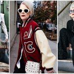 Foto: Lyn Slater a devenit o icoană a stilului la 63 de ani