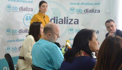 De Ziua Mondială a Rinichiului, în Moldova a fost lansat Ghidul pentru pacientul dializat!