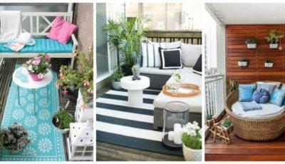 Cum să-ți transformi balconul într-un colțișor de vis!