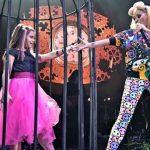 Foto: Ionela Țăruș a dansat la concertul Deliei! Impresiile tinerei artiste
