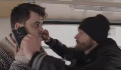 Mani îi închide gura lui Anatol Melnic! Vezi noul videoclip al interpretului