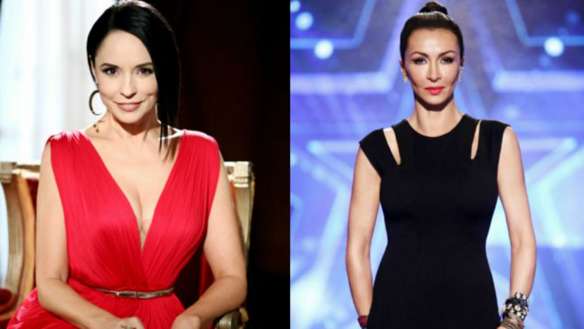 """Foto: De ce Mihaela Rădulescu nu o mai atacă pe Andreea Marin în """"Uite cine dansează""""!"""