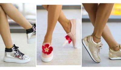 Ce modele de pantofi sport sunt în vogă în 2017!