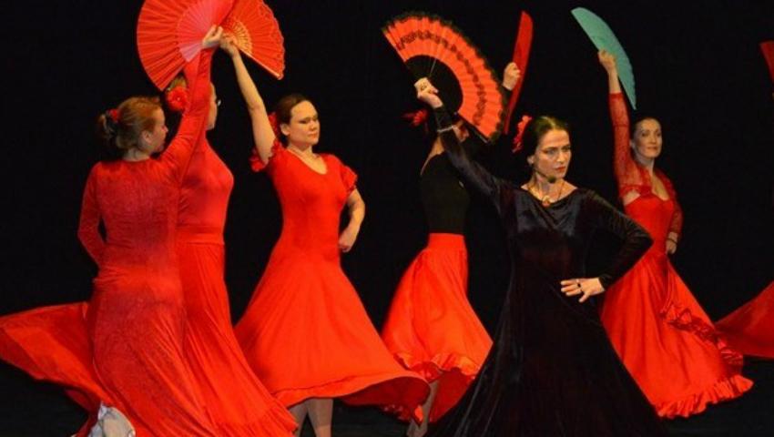 Foto: Marta Madan, coregraful care s-a dedicat dansului senzualităţii şi seducţiei