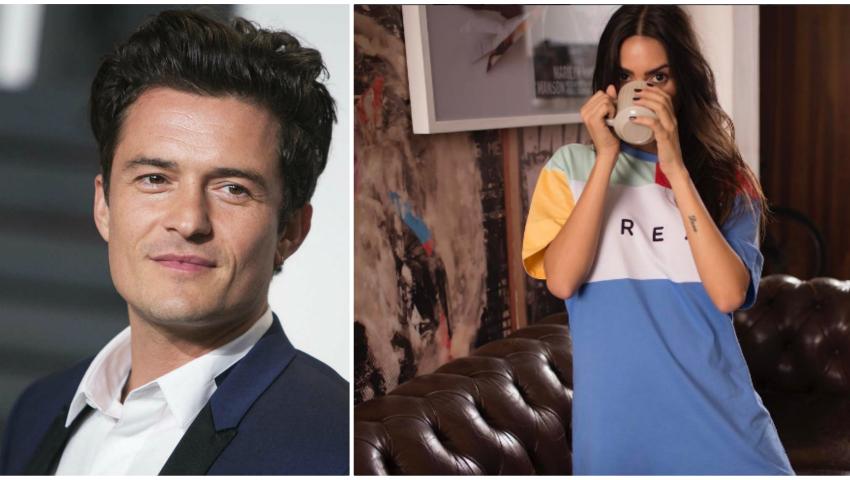 Foto: A uitat-o pe Katy Perry? Orlando Bloom s-a cuplat cu o braziliancă