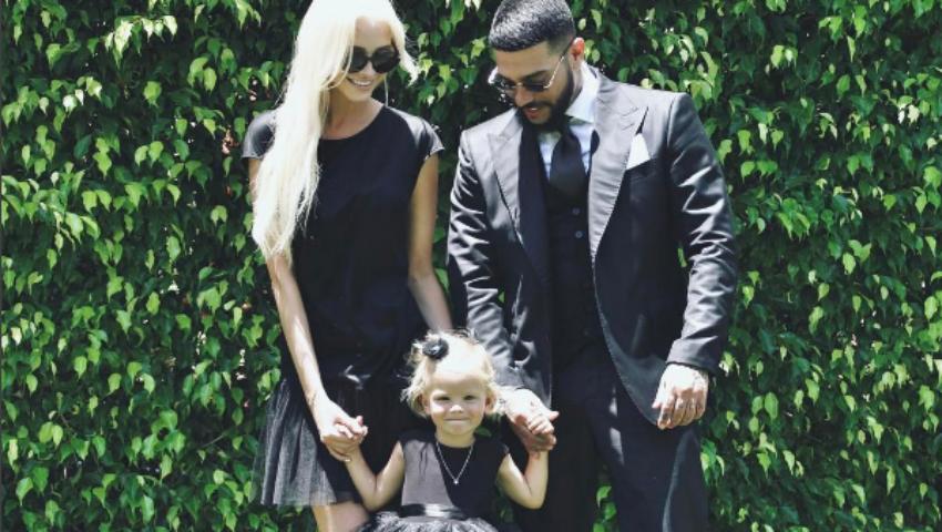 Foto: De ziua sa, fiica lui Timati a sărbătorit alături de părinți