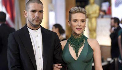 Scarlett Johansson a depus actele de divorț