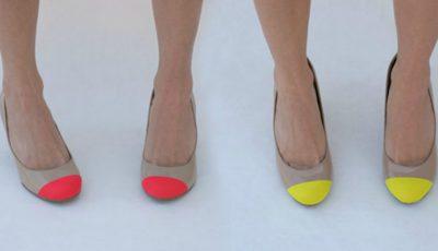 Idei creative de transformare a pantofilor vechi
