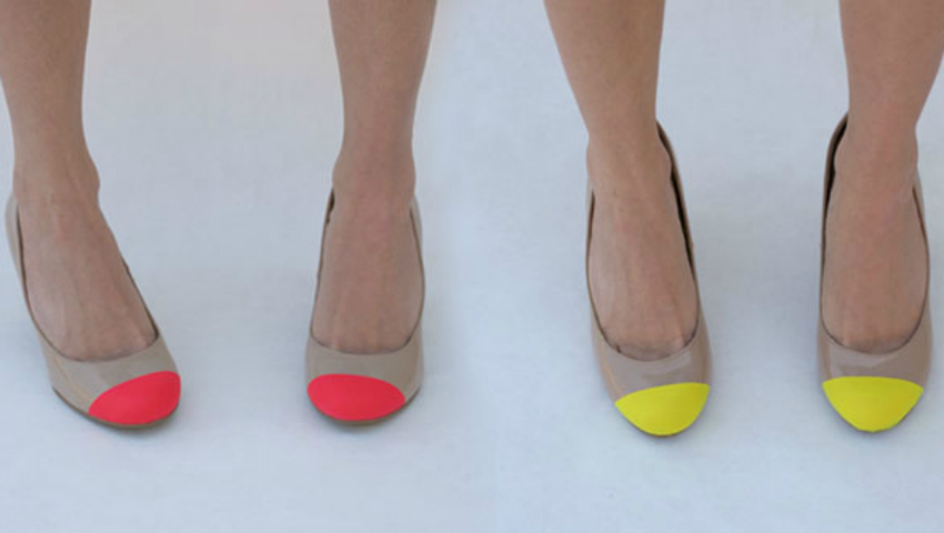 Foto: Idei creative de transformare a pantofilor vechi