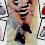 Foto: Au apărut pantofii cu toc pentru bebeluși. Care este reacția părinților