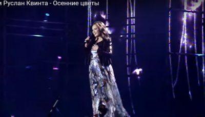 Sofia Rotaru, la un pas de pericol în timpul unui concert! Ce a pățit îndrăgita artistă