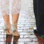 Foto: Pantofii de mireasă: Cum să reziști pe tocuri în ziua nunții