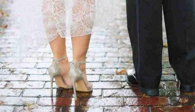 Pantofii de mireasă: Cum să reziști pe tocuri în ziua nunții