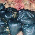 Foto: Atenție! Tone de carne și pește de proveniență dubioasă, urmau să ajungă în piețele din Capitală