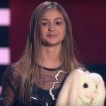 """Foto: Iuliana Beregoi i-a cucerit pe jurați la """"Golos Deti"""" din Rusia!"""