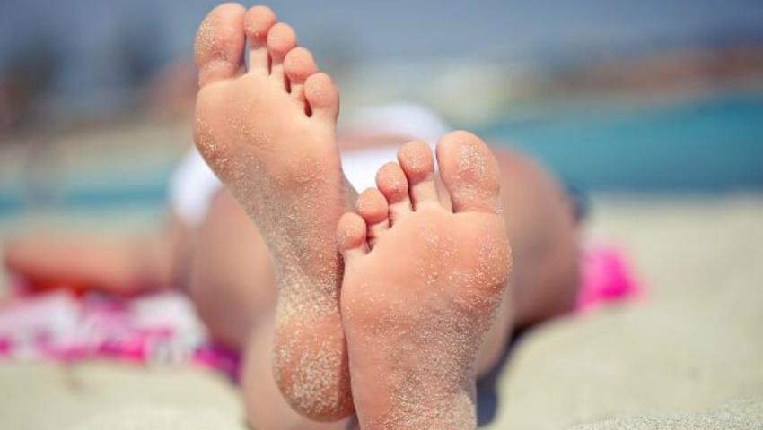 Foto: Vezi cât vei trăi în funcție de mărimea piciorului!
