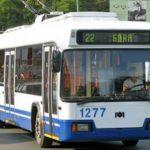 Foto: Atenție! Modificări importante pe bd. Ștefan cel Mare: două stații de troleibuz vor fi închise