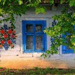 Foto: Cel mai colorat sat din lume! Iată unde se află