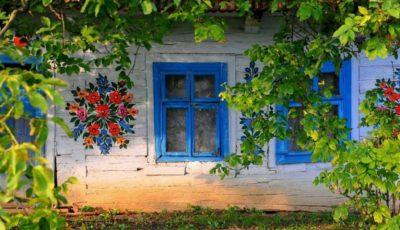 Cel mai colorat sat din lume! Iată unde se află