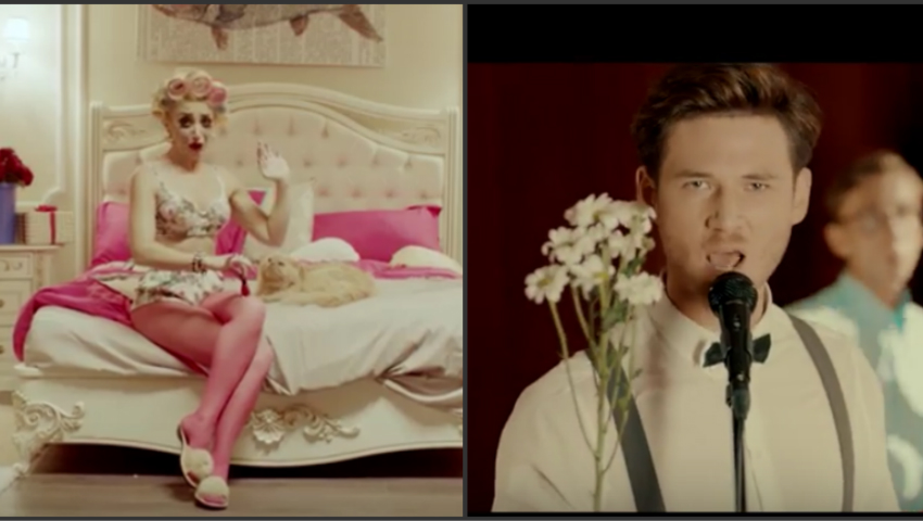 "Foto: Carla's Dreams a lansat videoclipul la piesa ,,Dragostea din plic""!"