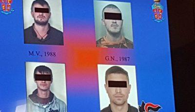 Turism penal săvârșit de o gașcă de moldoveni în Italia