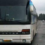 Foto: O moldoveancă şi-a pierdut viaţa, după ce a căzut dintr-un autobuz de pe cursa Moscova-Chişinău