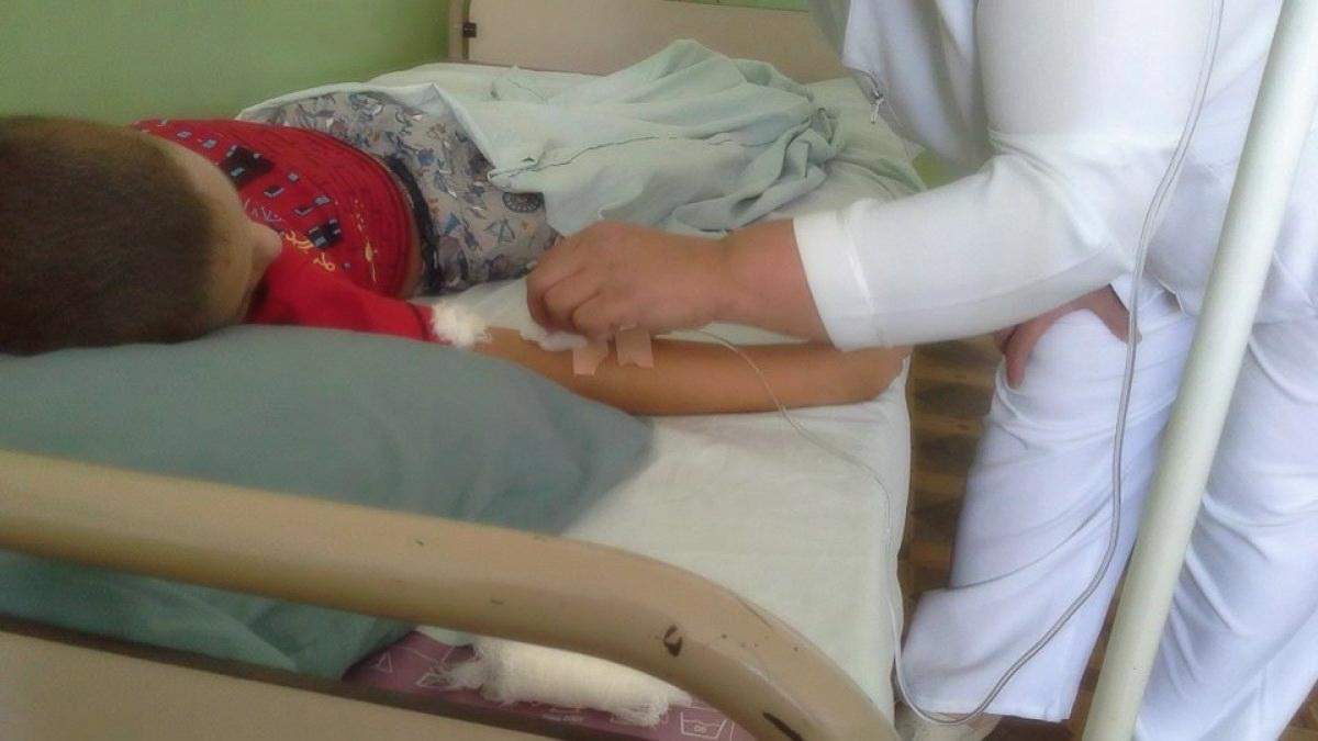 Foto: Intoxicație în masă la o grădiniță din Capitală. 13 copii s-au îmbolnăvit