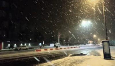 Ninge în nordul Moldovei!