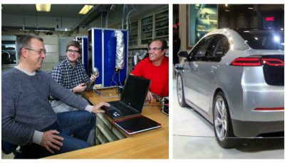 Un moldovean a descoperit împreună cu colegii săi o tehnologie nouă pentru a pune în mișcare automobilele electrice!
