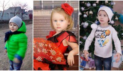 Iată cine sunt câștigătorii concursului Baby Star în luna martie!