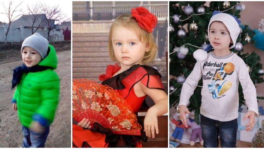 Foto: Iată cine sunt câștigătorii concursului Baby Star în luna martie!