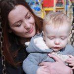 Foto: Alicia Valcov nu insistă să fie perfectă pentru soțul şi copiii ei
